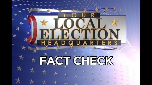FACT CHECK: Reed's First Attack Ad Rated