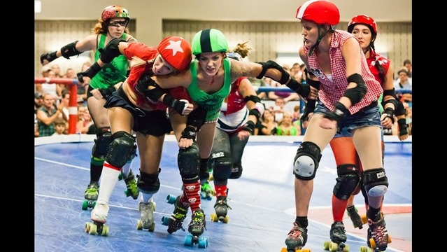 Roller Derby Coming to First Arena