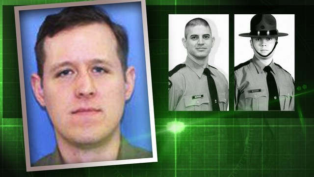 Sentencing Begins Thursday in Trooper's Murder