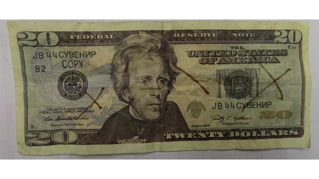 EPD Warns of Counterfeit Money Use