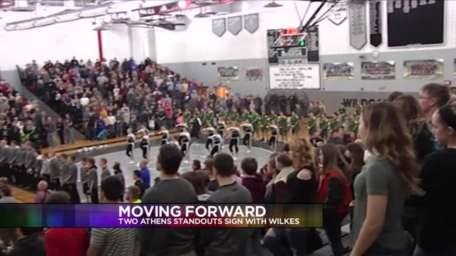 Local Athletes Sign to go to the Next Level