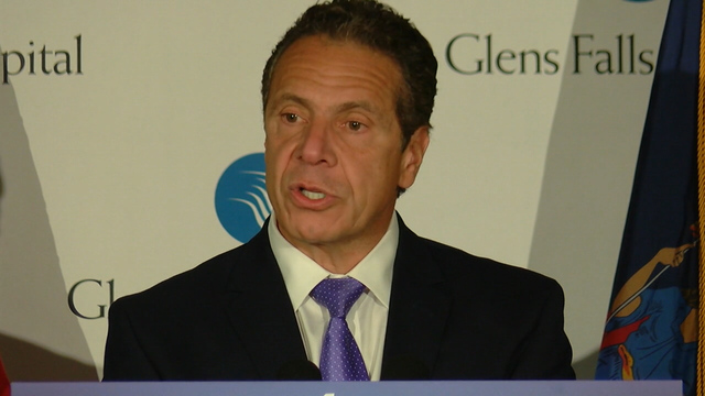 Cuomo calls Collins, Reed modern-day 'Benedict Arnolds'
