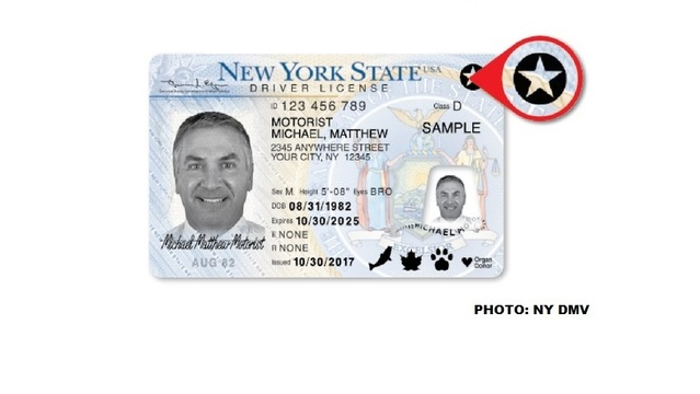 NY DMV begins issuing REAL IDs
