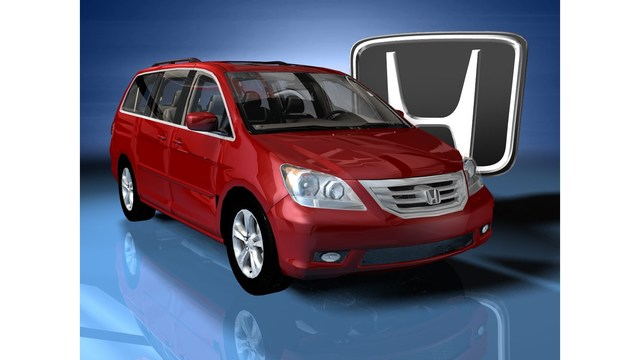 Honda Recalls 800000 Odyssey Minivans Linked to Injuries