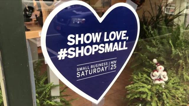 Downtown Conway benefits from Small Business Saturday