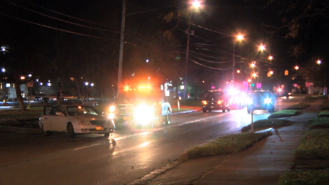Police Officer injured after being struck by a vehicle