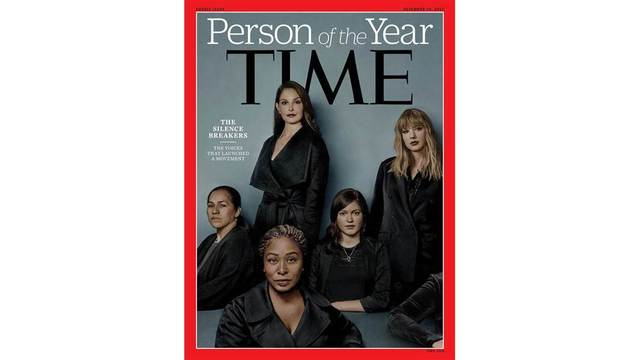 TIME Magazine Announces 2017 Person of the Year