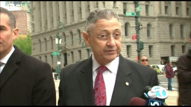 Supreme Court won't take case of ex-NY assembly speaker