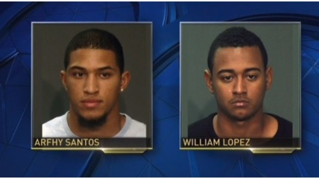 Police nab 2 men in Times Square hit-and-run of officer