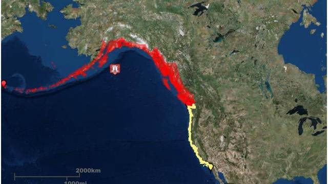 Alaska natural disaster prompts tsunami warning
