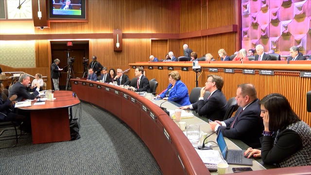 Mayors bring budget concerns to New York State Capitol