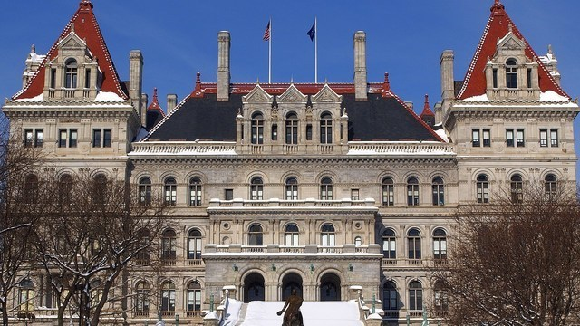 Final discussions underway for Gov. Cuomo's budget proposal