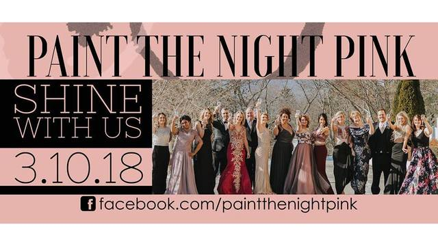 Third Annual 'Paint the Night Pink Charity Gala' Happening Friday!