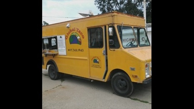 Food Truck Competition At Nys Fair
