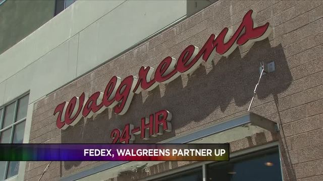 fedex and walgreens are partnering up - Walgreens Christmas Eve Hours