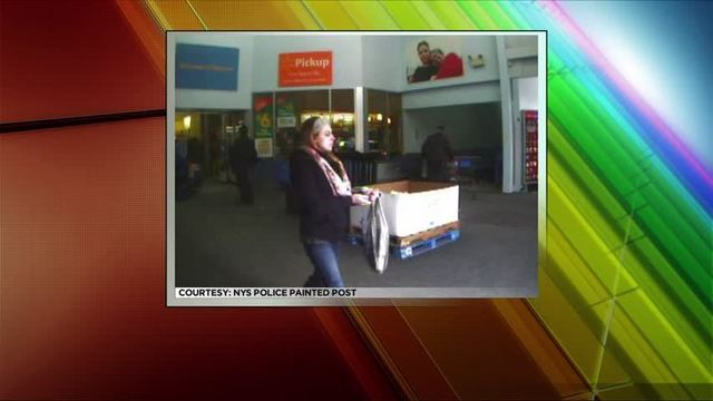 State Police Ask For Help Identifying Walmart Thief