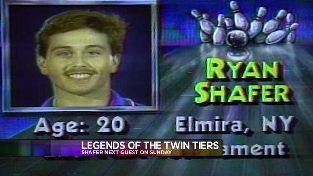 Legends of The Twin Tiers: PBA Pro Bowler Ryan Shafer