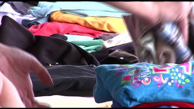 Image result for Avoca family hosts clothing drive for service pet