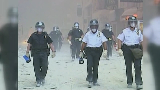 Sick leave benefits expanded for 9/11 first responders