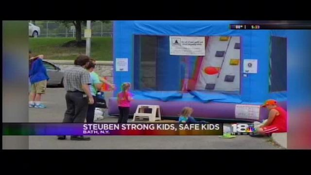 Steuben's 'Strong Kids Safe Kids' Festival this weekend