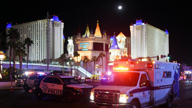 LIVE COVERAGE: At least 50 killed in Las Vegas shooting