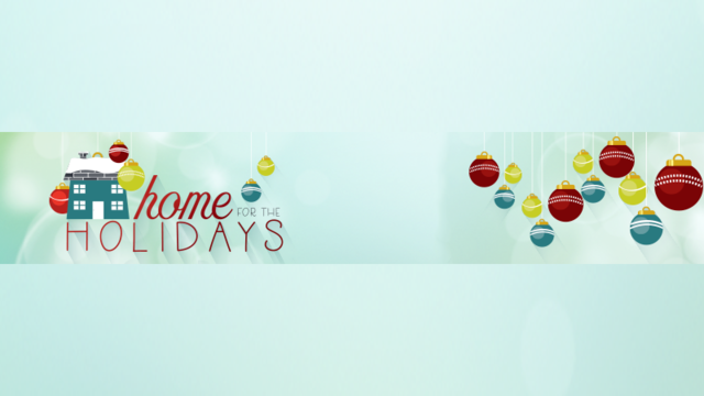 CONTEST ENDED: The Home for the Holidays Sweepstakes!