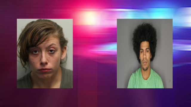 Two Southport residents charged with stealing credit card