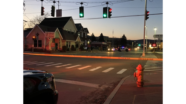 breaking epd close off south main street by local school