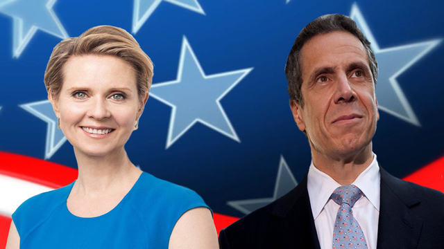 Cuomo defeats Nixon in NY gubernatorial primary