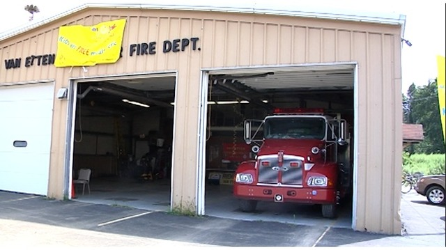 Village of Van Etten's fire department closes