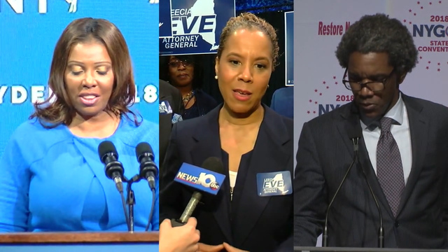 Historic race for NY Attorney General
