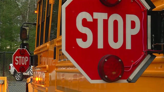 Push to add cameras to school buses in NY