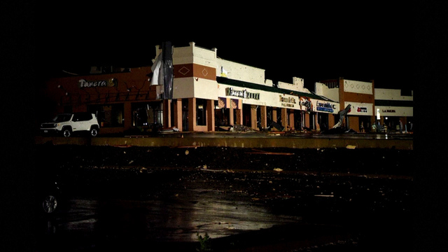 Storm Damages a Number of Businesses in Wilkes-Barre Township