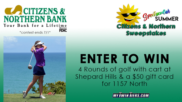 CONTEST ENDED: the Spectacular Summer Citizens & Northern Sweepstakes!