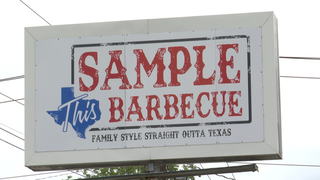 'Sample This Barbecue' Closed for Good
