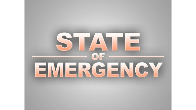State of Emergency Issued for Tioga County, N.Y.