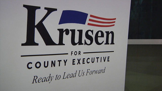 Mike Krusen candidate for Chemung county executive is being sued