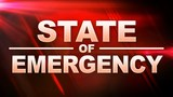 State of Emergency declared for Pennsylvania