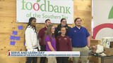 Serve and Learn at the Food Bank of the Southern Tier