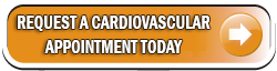 request a cardiovascular appointment today button