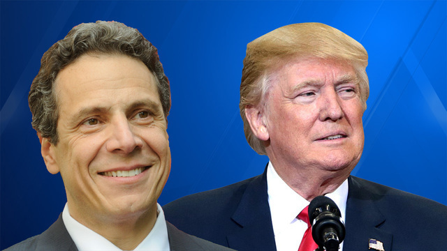 Gov. Cuomo to meet with President Trump on federal tax changes