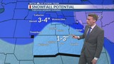 Forecast Discussion 2/17/19 PM: Snowfall moves in Sunday evening