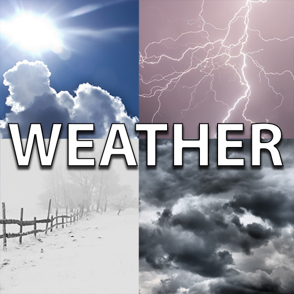 weather photo share button