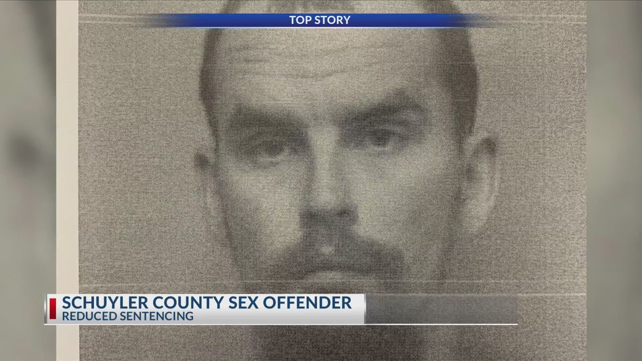 Schuyler sex offender sentence reduced to four months of weekends in jail