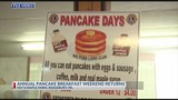 Annual all-you-can-eat pancake breakfast returns to local maple farm