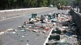 NY state DOT workers to pick up roadside trash for Earth Day